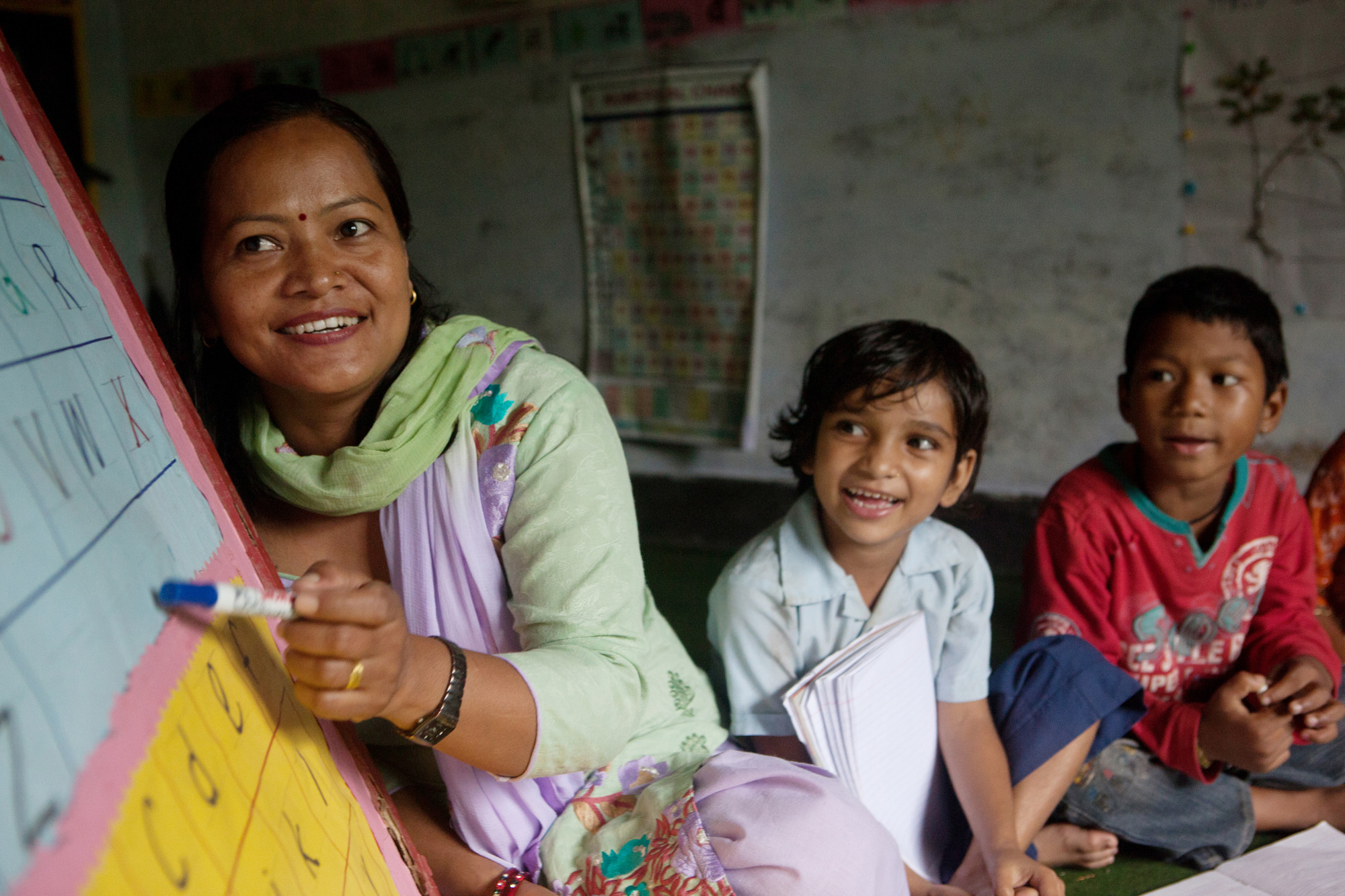 Teaching and education volunteering jobs - teaching charity