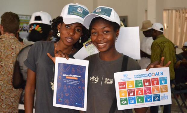Volunteer in Nigeria - Volunteering & charity work in Nigeria | VSO