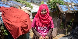 VSO in Rohingya camps, Bangladesh