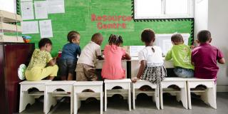 Children in school in PNG | VSO