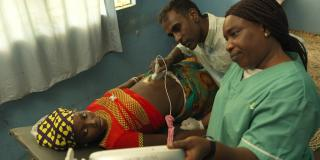 maternal health in Sierra Leone