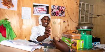 Youth Employment and Entrepreneurship Project in Kenya