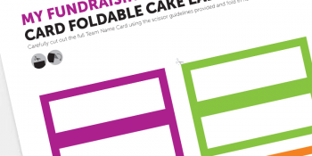 cake labels for your bake sale