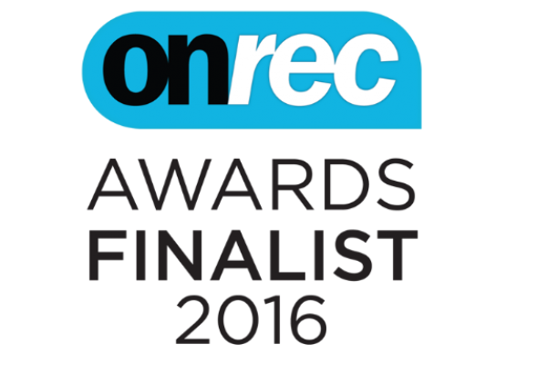 Onrec Awards finalist